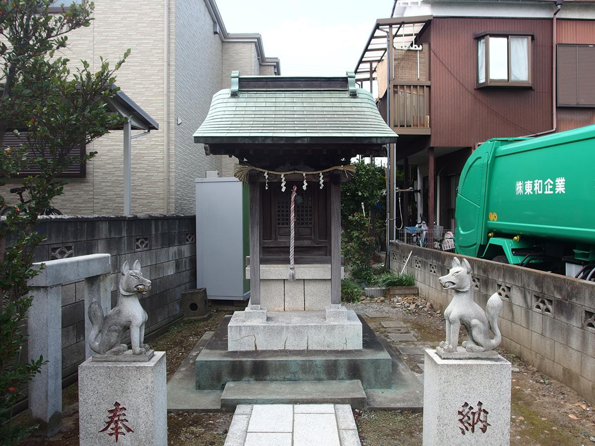 袋稲荷神社(横浜市)