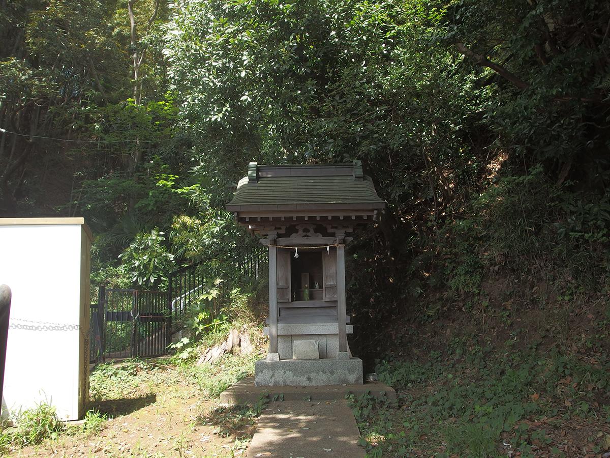 稲荷神社(横浜市港北区日吉5-2)