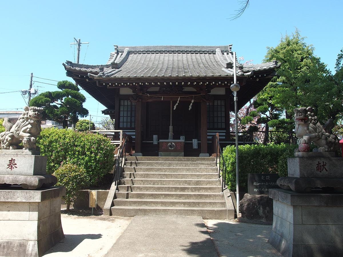 別所熊野神社