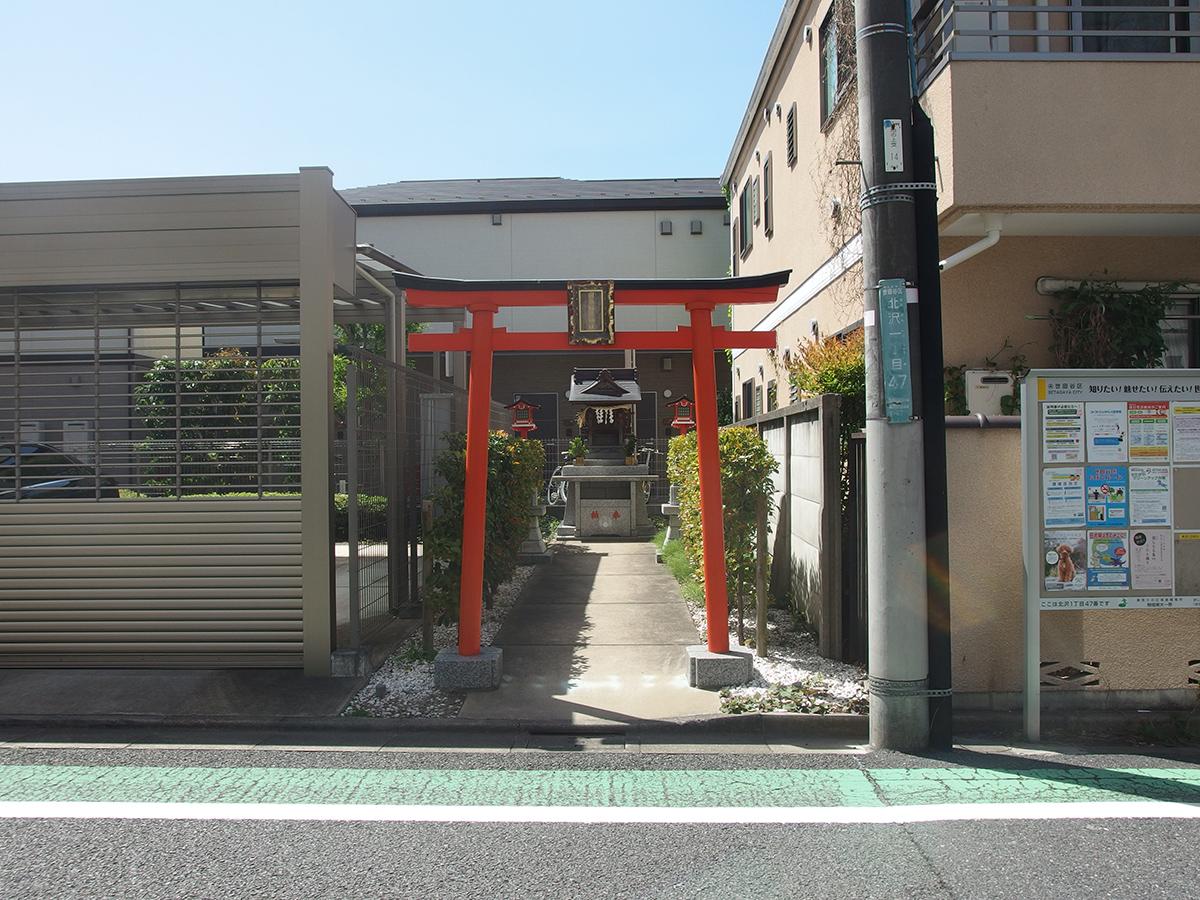 圓海稲荷神社