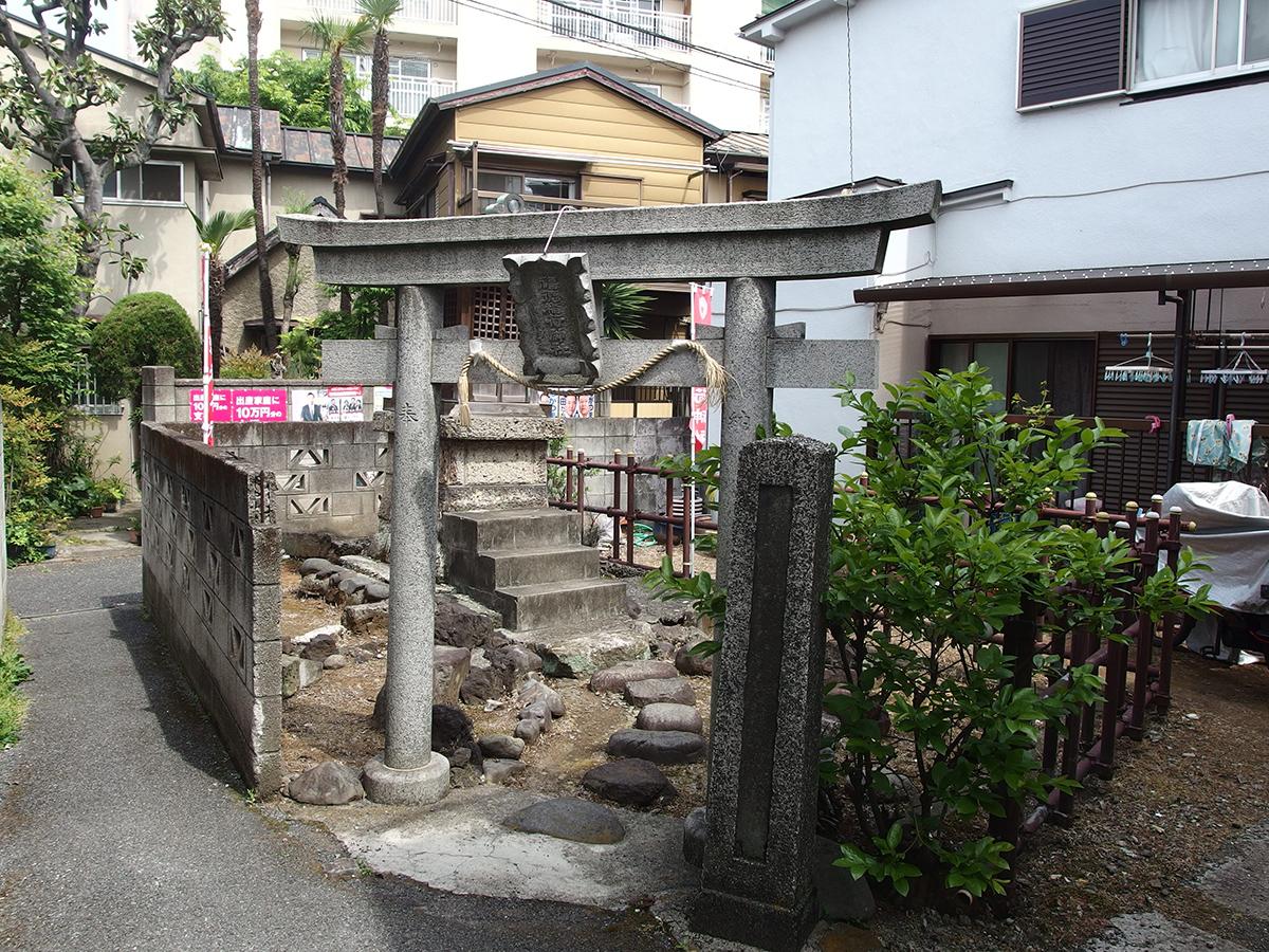 福徳稲荷神社(渋谷区笹塚)