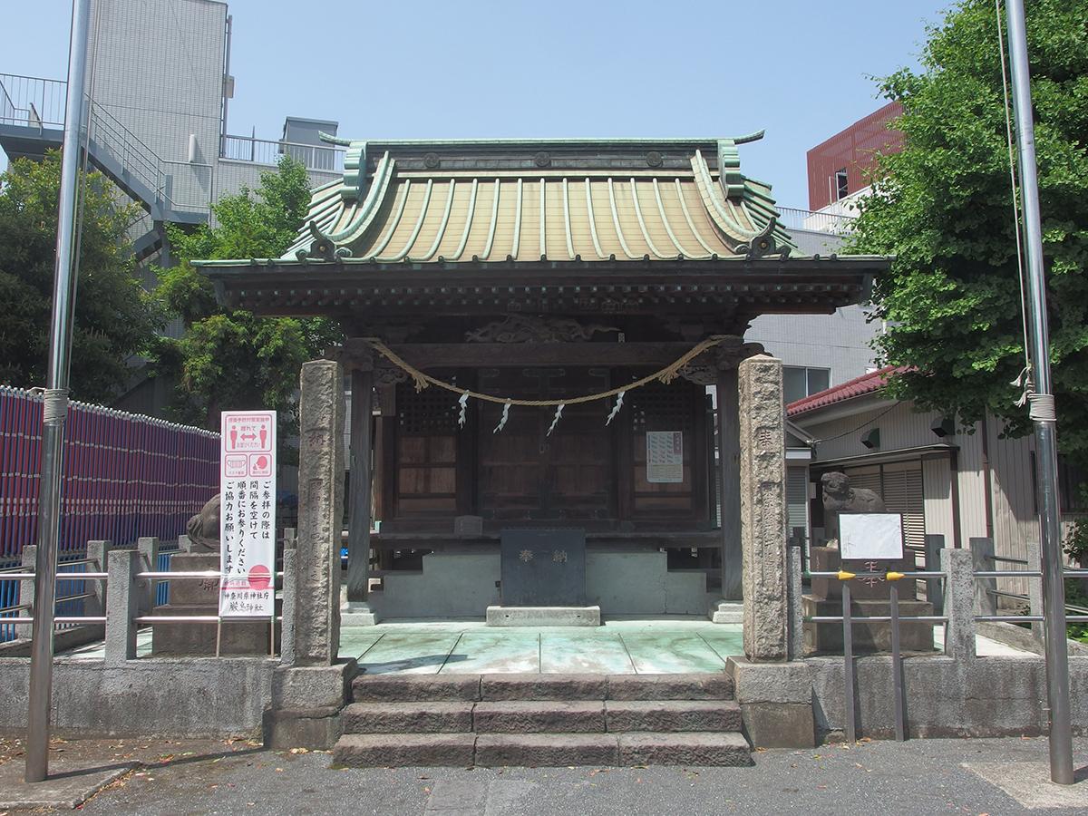 出来野厳島神社