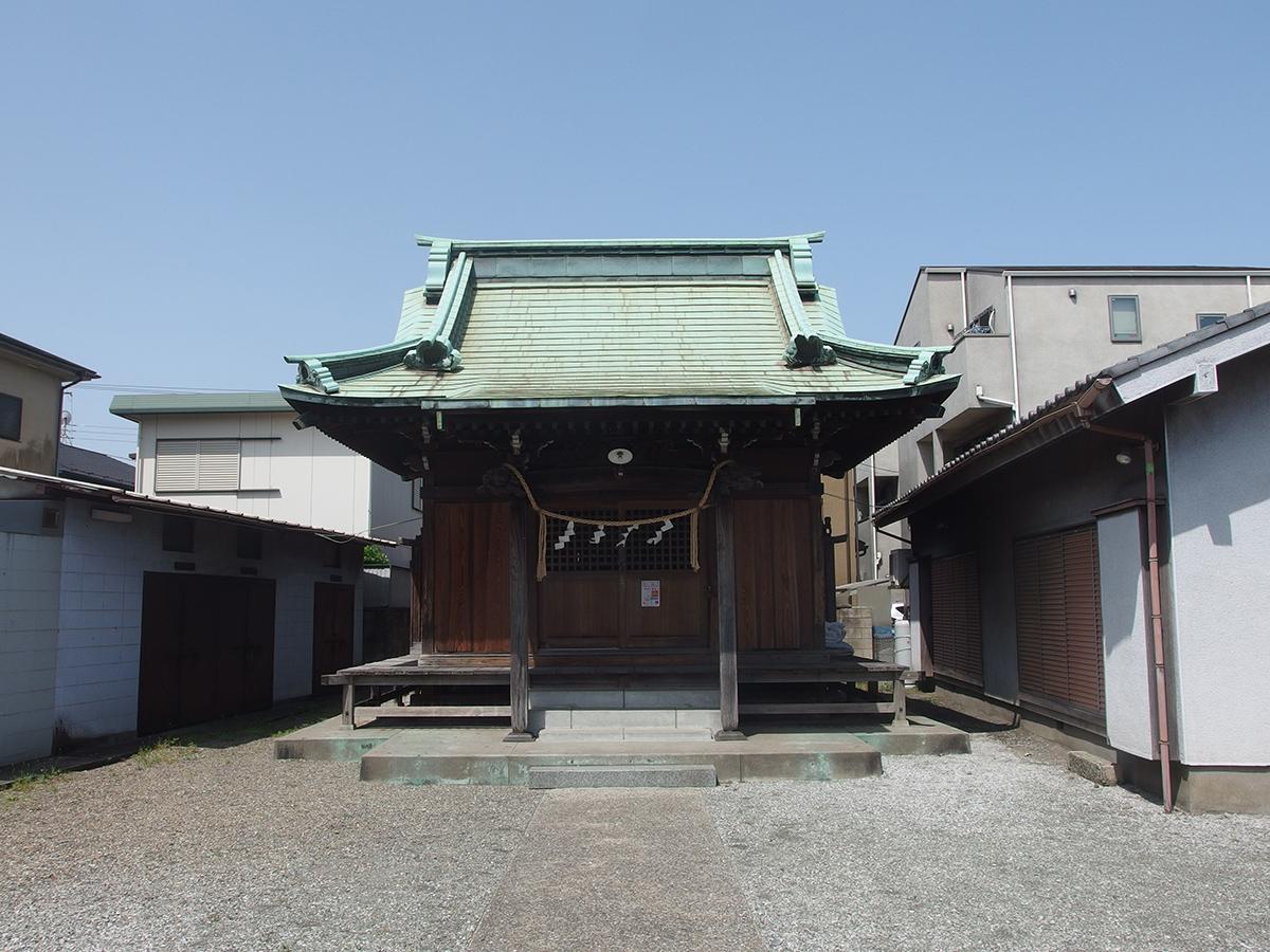 田町稲荷神社(川崎市川崎区)