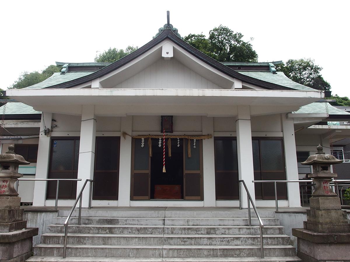 糸縄神社(横浜市南区六ツ川)