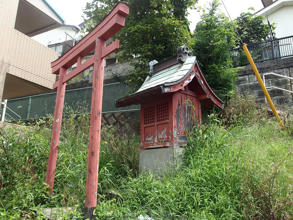 上大岡白笹稲荷神社(横浜市港南区上大岡)