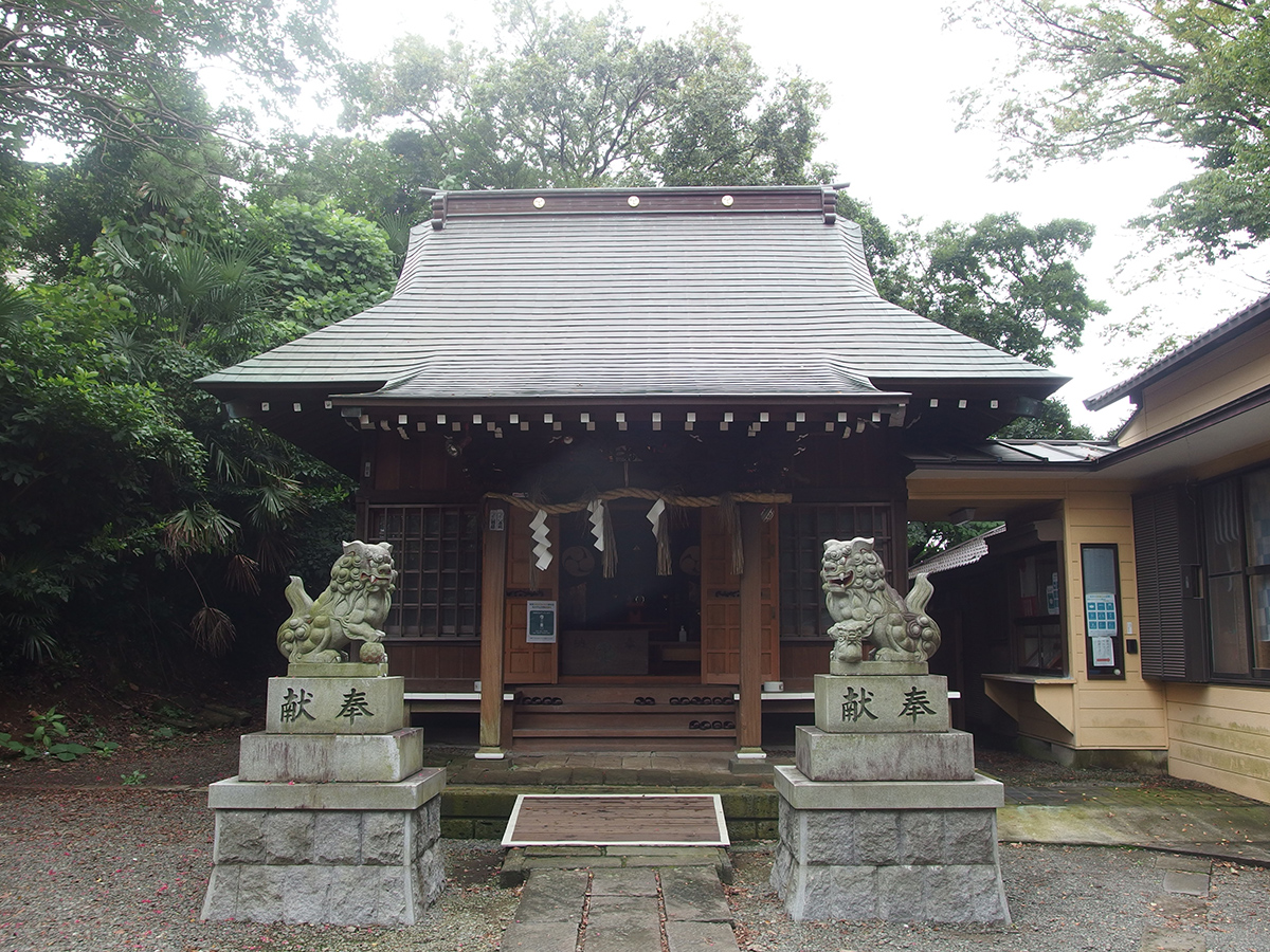 鹿嶋神社(横浜市港南区上大岡西)