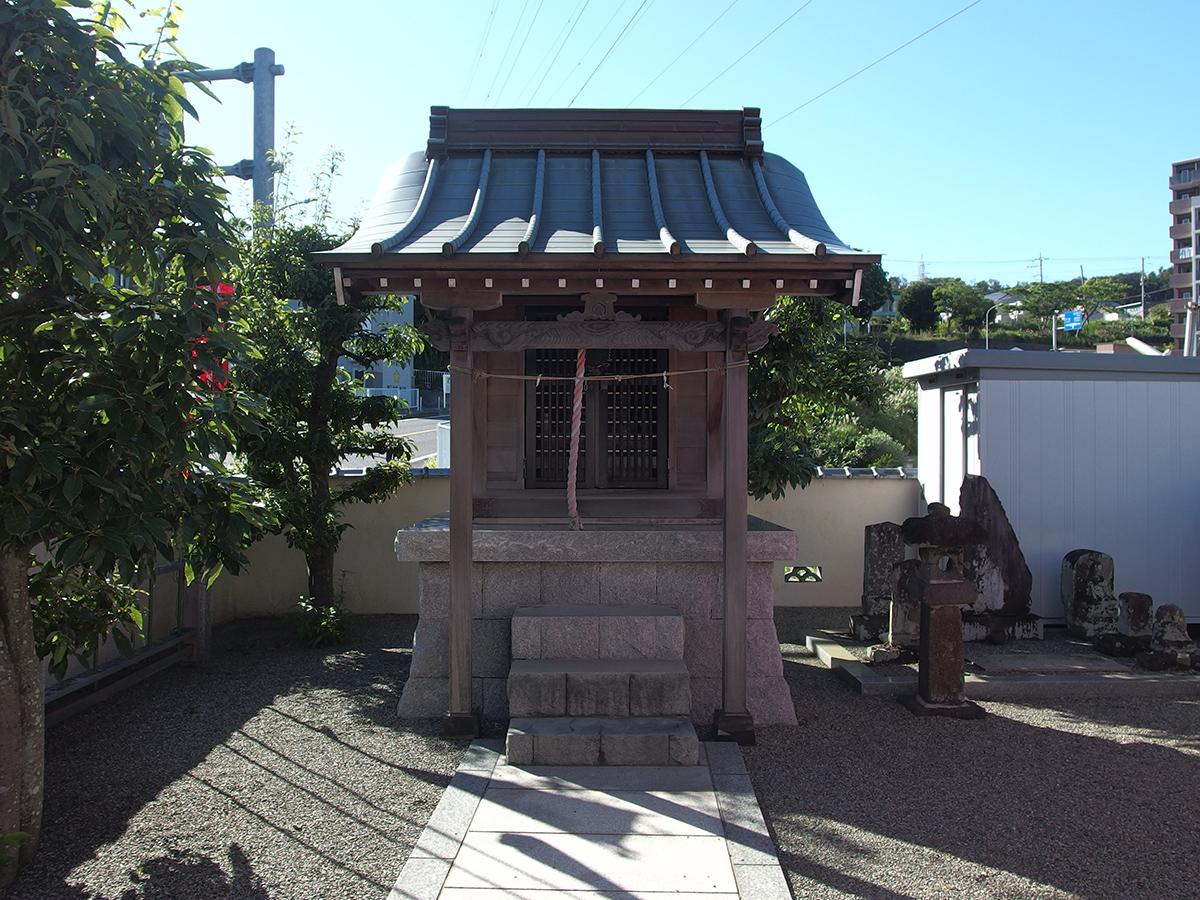 西谷戸稲荷神社(横浜市栄区小菅ケ谷)
