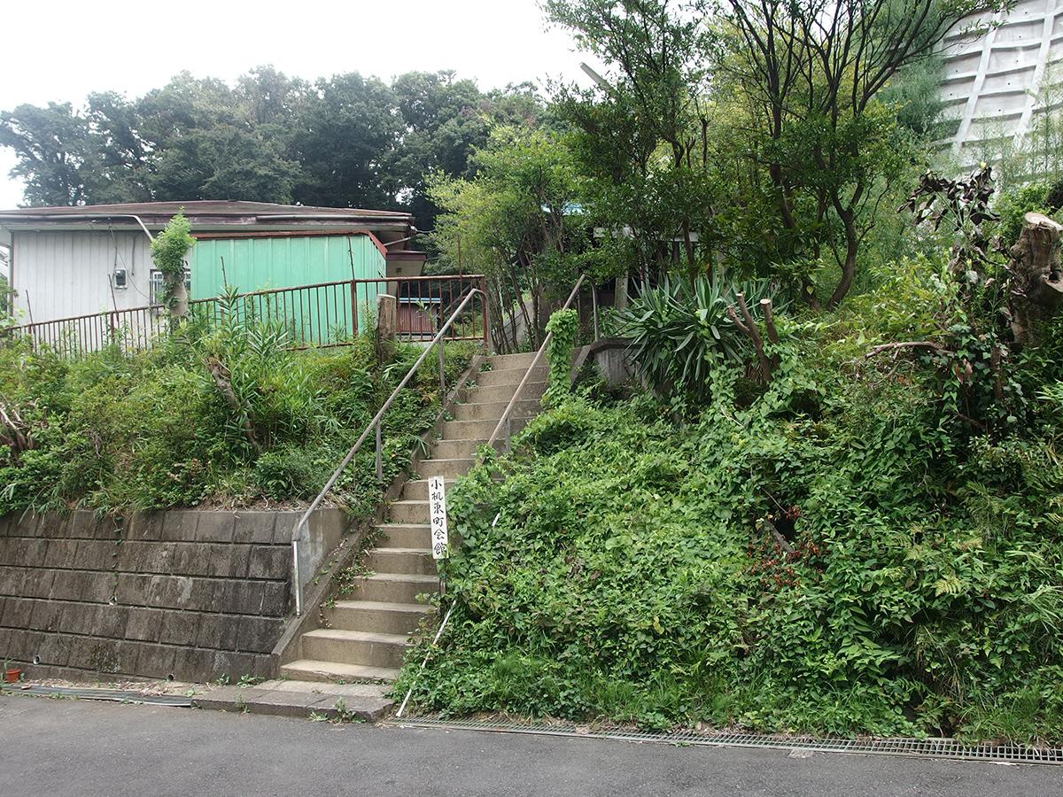福寿稲荷神社(横浜市港北区小机町)