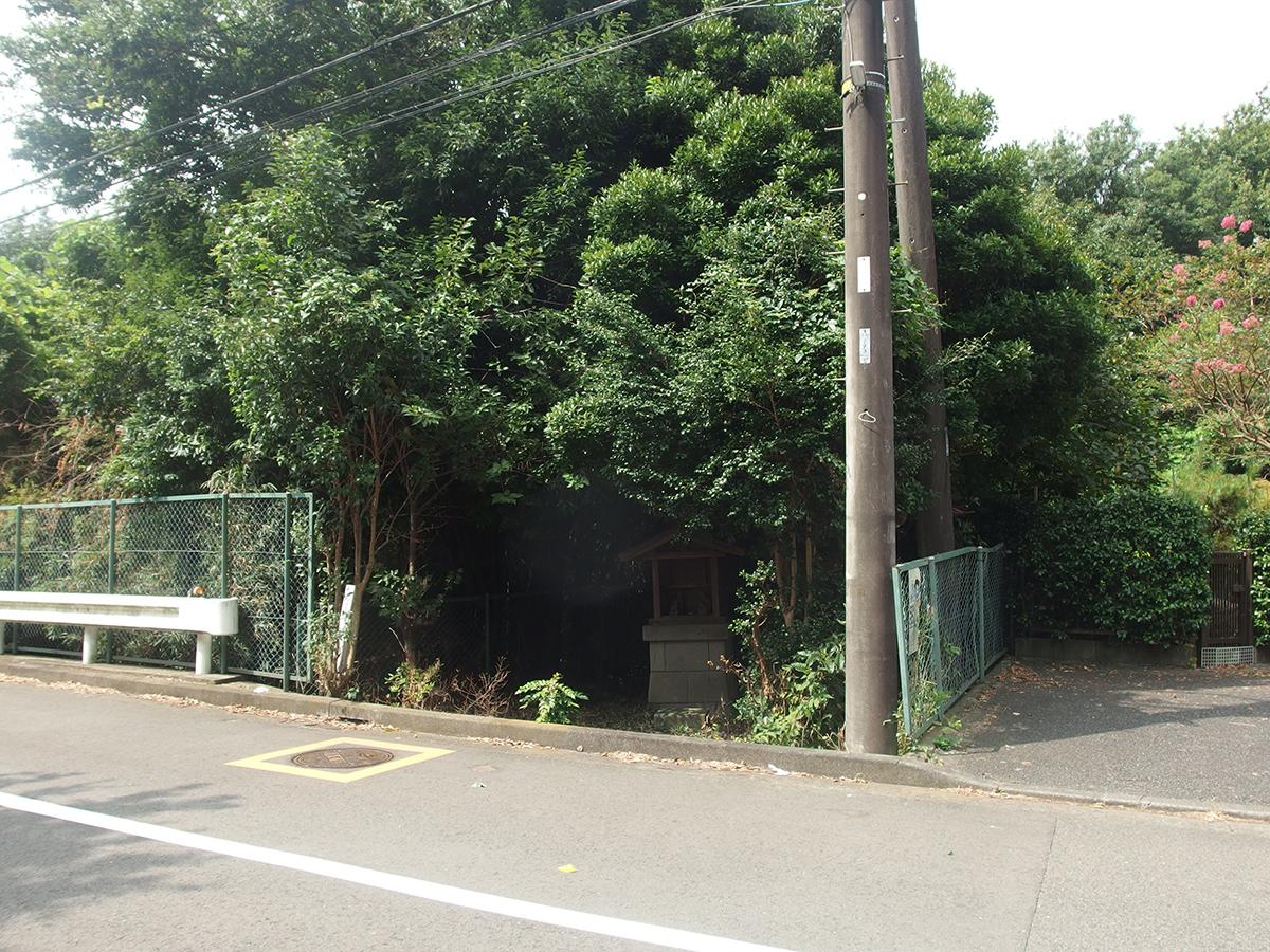 稲荷神社(横浜市港北区小机町)