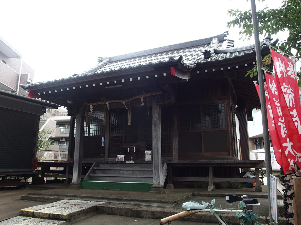 金山神社(横浜市磯子区洋光台)