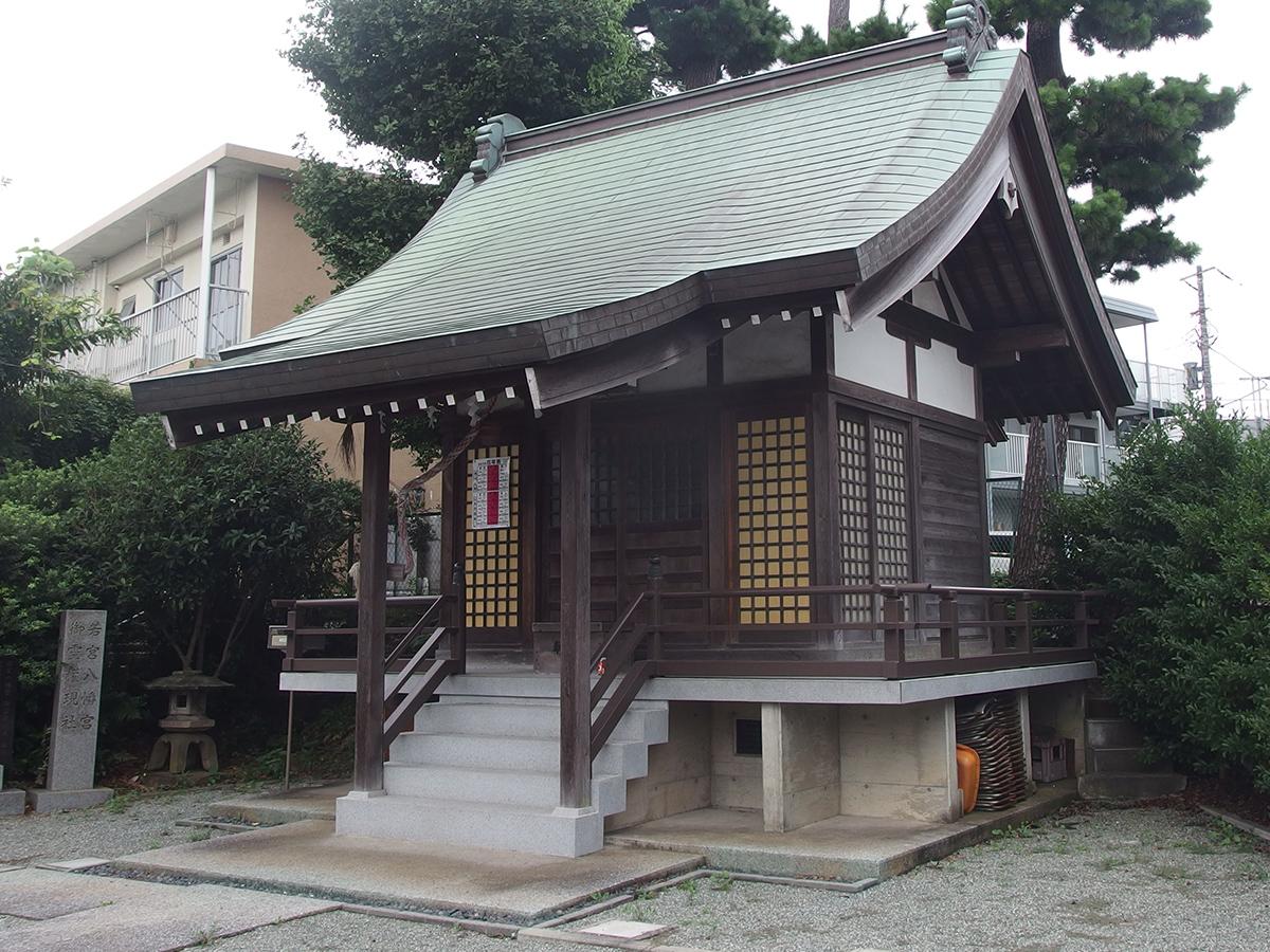 若宮御霊神社(横浜市磯子区洋光台)