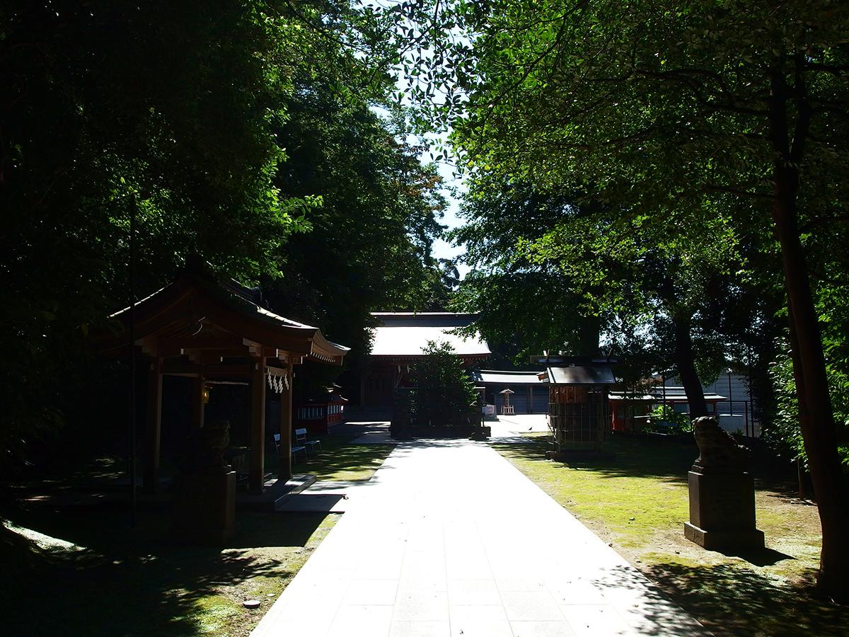 富岡八幡宮(横浜市金沢区富岡東)